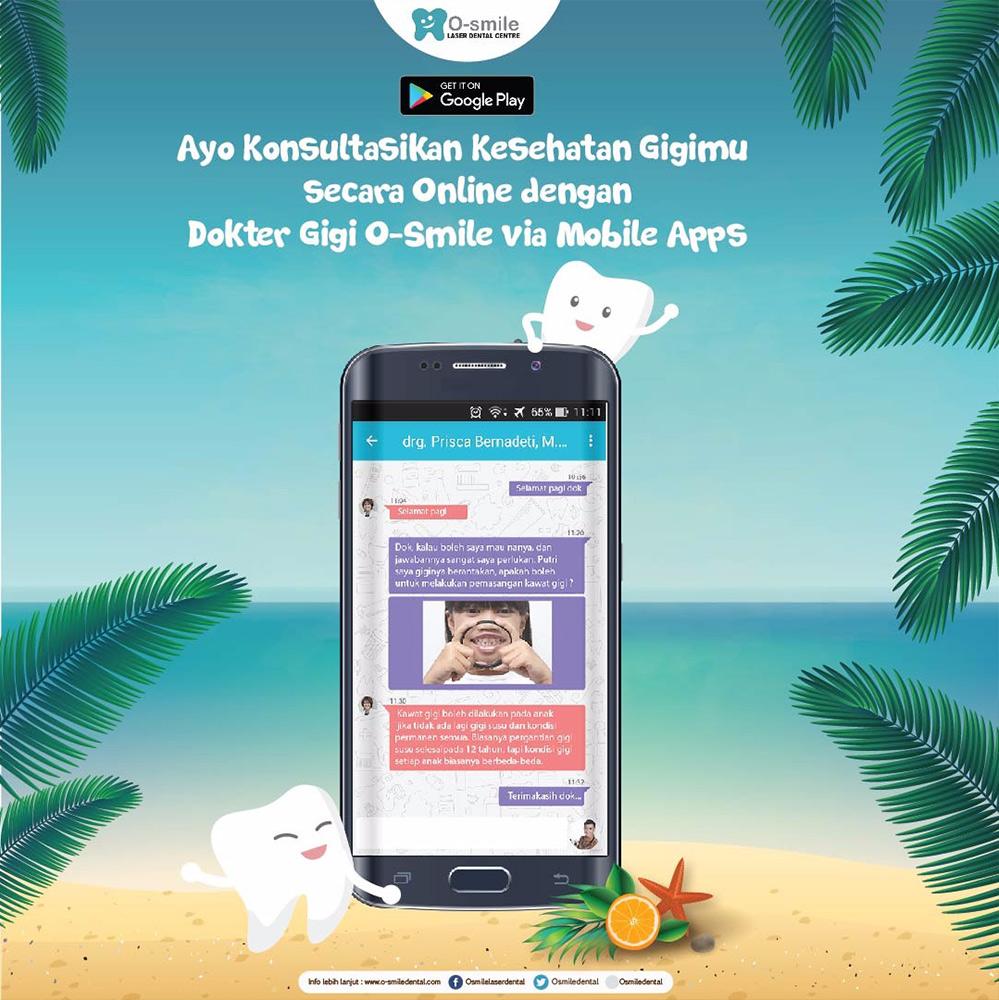 Kotakmedia Mobile Application Development Untuk Konsultasi Dokter Gigi Secara Online