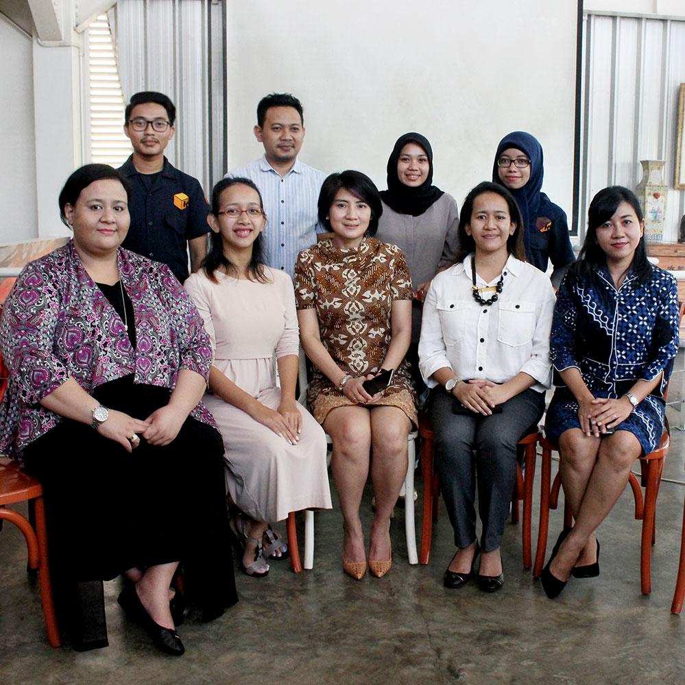 Kotakmedia Indonesia Hadir di Acara 1st Anniversary Hayyana Cosmetics